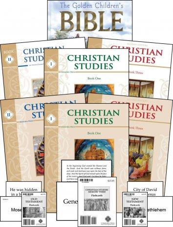 Christian Studies I-III Set