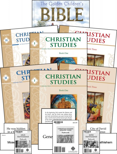 Christian Studies I-III Set