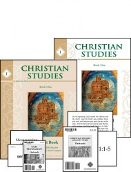Christian Studies I Module without Golden Children's Bible