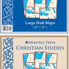 Christian Studies Wall Maps