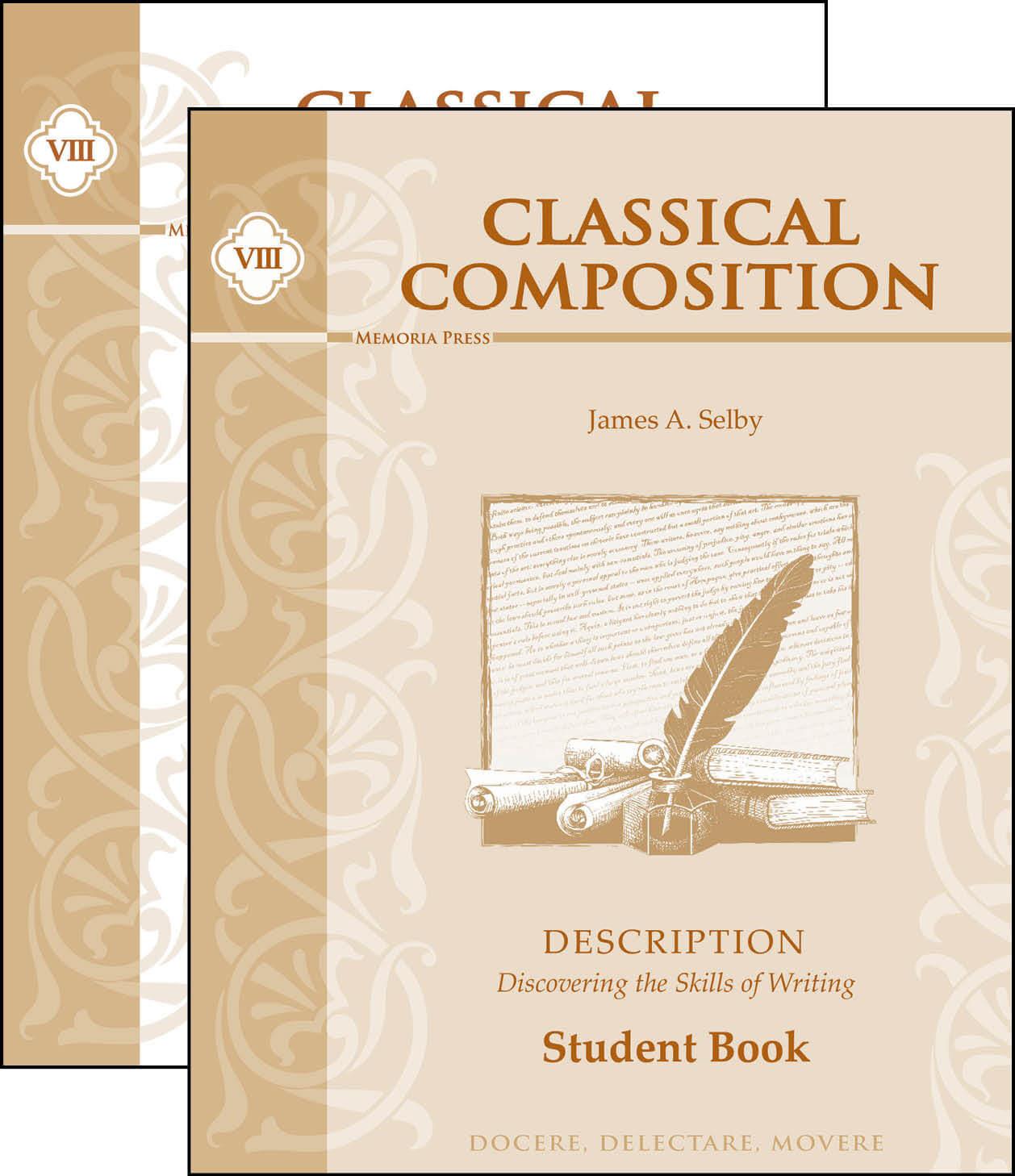 Classical Composition 8 Description Set
