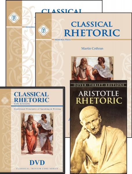Classical Rhetoric Text and DVD Set