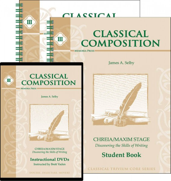 Composition for your classical Christian curriculum