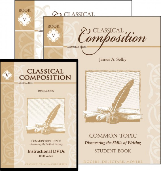 classical composition v  common topic set