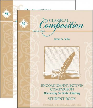 Encomium, Invective, & Comparison Set