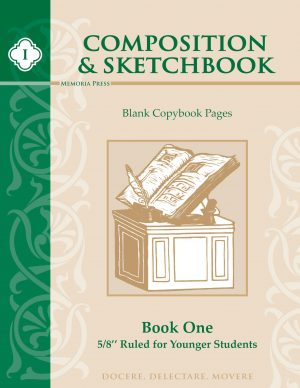 Composition & Sketchbook: Book One