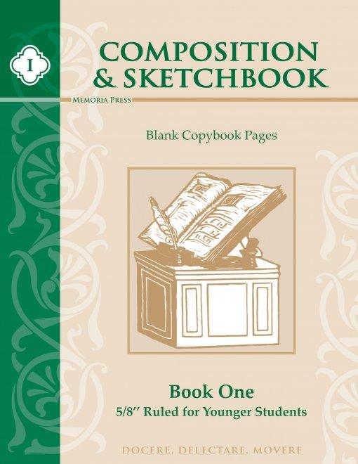Composition & Sketchbook: Book One