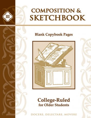 Composition & Sketchbook III