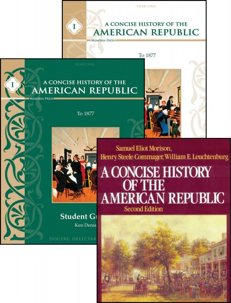 Concise History of the American Republic Vol. 1 Module (9-12)