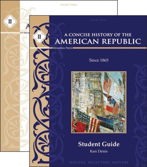 Concise History of the American Republic, Year Two