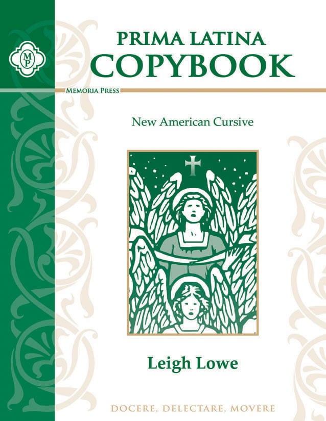 Prima Latina Copybook