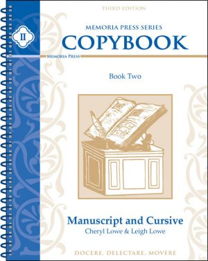 Copybook II, Third Edition