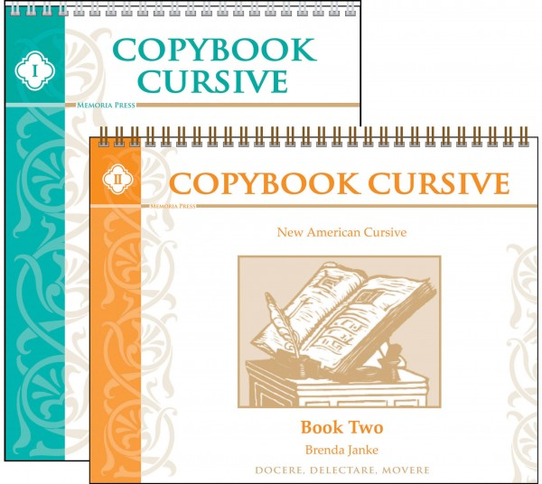 Copybook Cursive 1-2