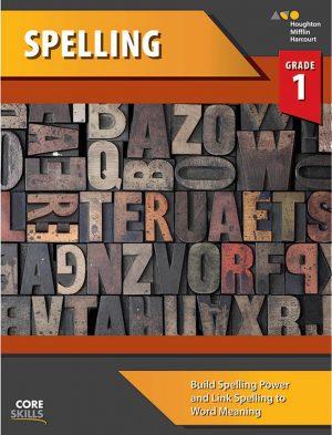 Core Skills Spelling 1