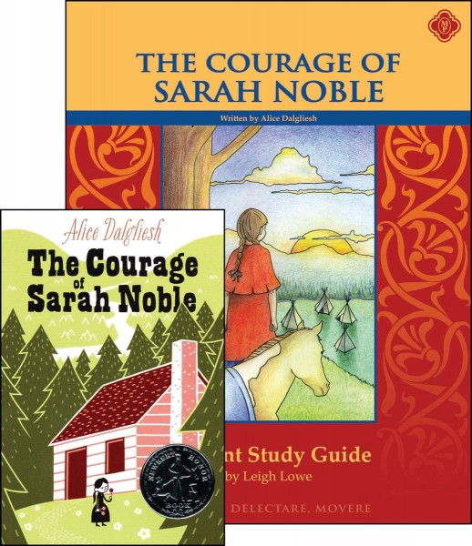 The Courage of Sarah Noble Set