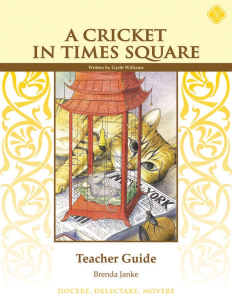The Cricket in Times Square Teacher Guide