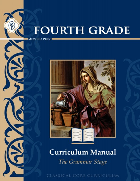 Fourth Grade Curriculum Manual