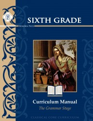 Sixth Grade Curriculum Manual