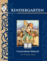 Kindergarten Curriculum Manual