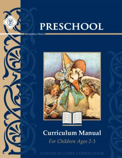 Preschool Curriculum Manual