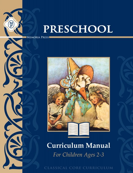 Preschool Curriculum Manual