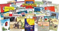 first grade read-aloud set