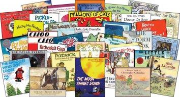 first grade read-aloud set
