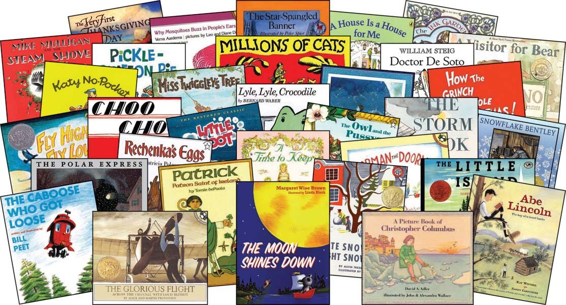 First Grade Read Aloud Set Memoria Press Classical Education