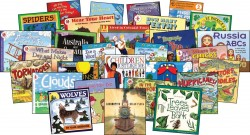 Set of books for further science and enrichment study