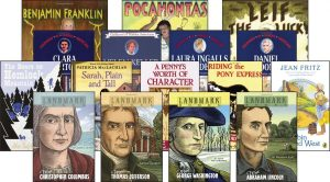 American history readers for third graders