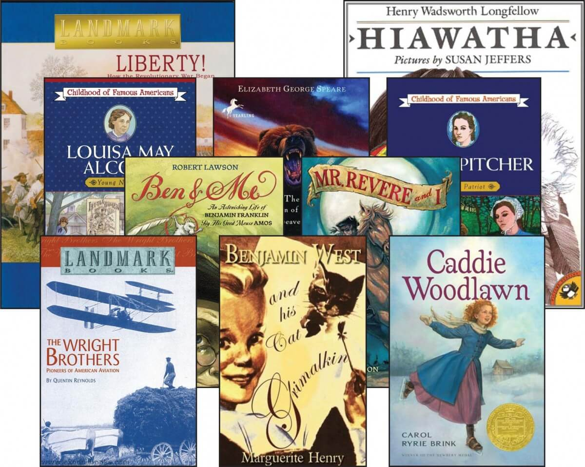 Fourth Grade Supplemental Reading For American Studies Set Memoria