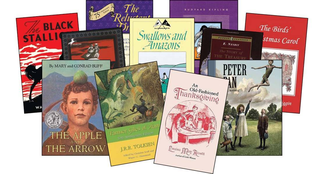 Classical Core Curriculum Read-Aloud Set for Fourth Grade