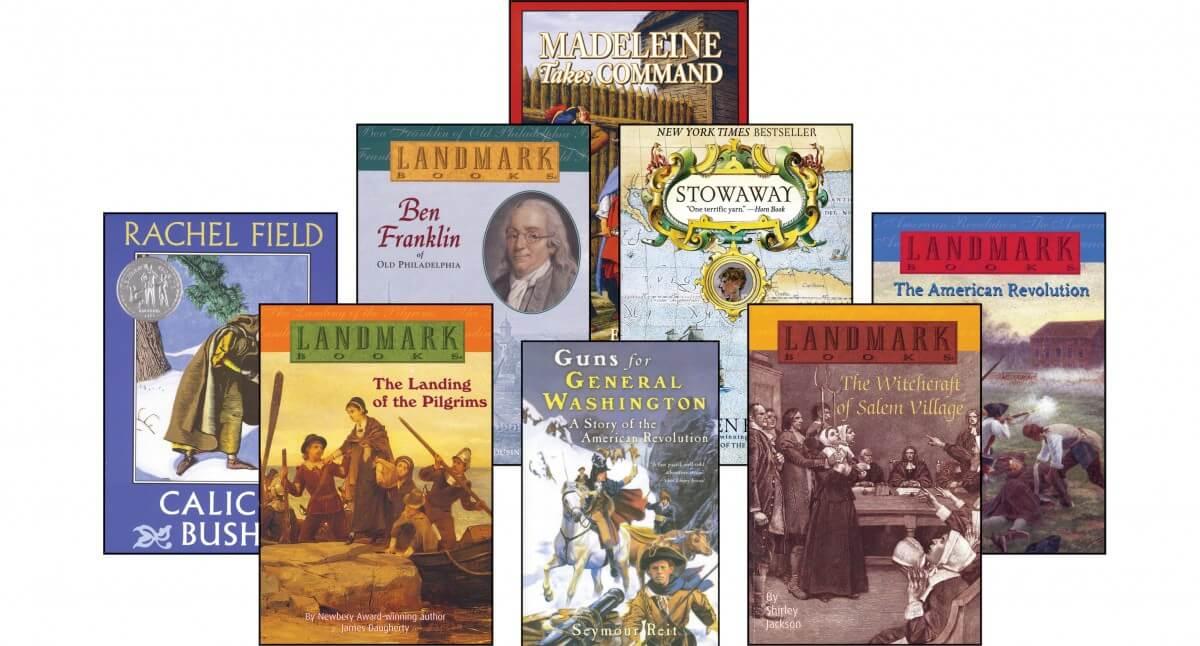 fifth grade supplemental reading for american studies set memoria