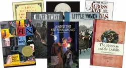 Supplemental reading for sixth grade