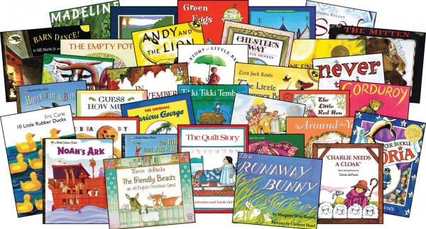 literature Jr K Books to read aloud: Classical Core Curriculum