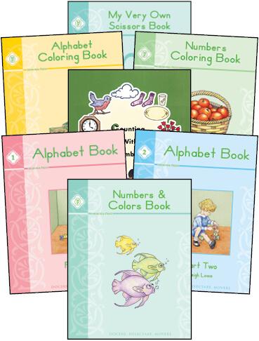Junior Kindergarten Consumable Curriculum