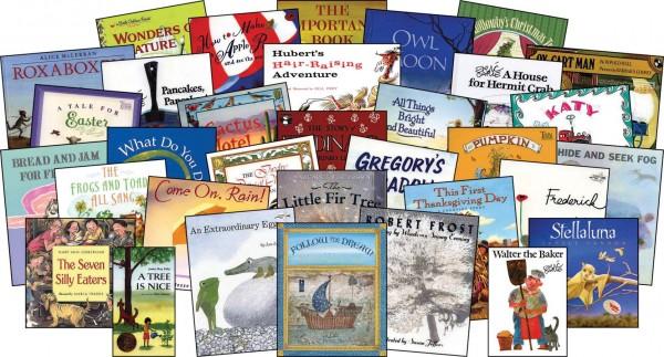 Read-Aloud Books for Kindergarten: Classical Core Curriculum