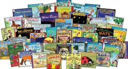 Full set of books for Classical Education Kindergarteners