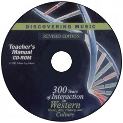 Discovering Music Teacher Manual CD-ROM
