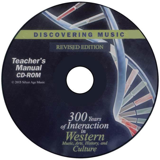 Discovering Music Teacher Manual CD-ROM