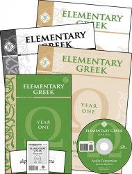 Elementary Greek Year 1 Complete Set (2nd Ed)