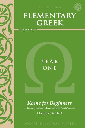 Elementary Greek Year 1 Text