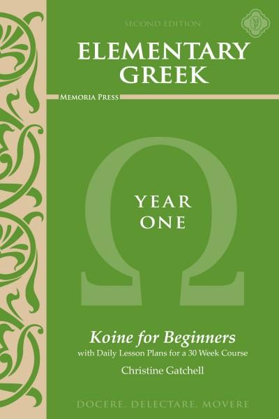 Elementary Greek Year 1 Text