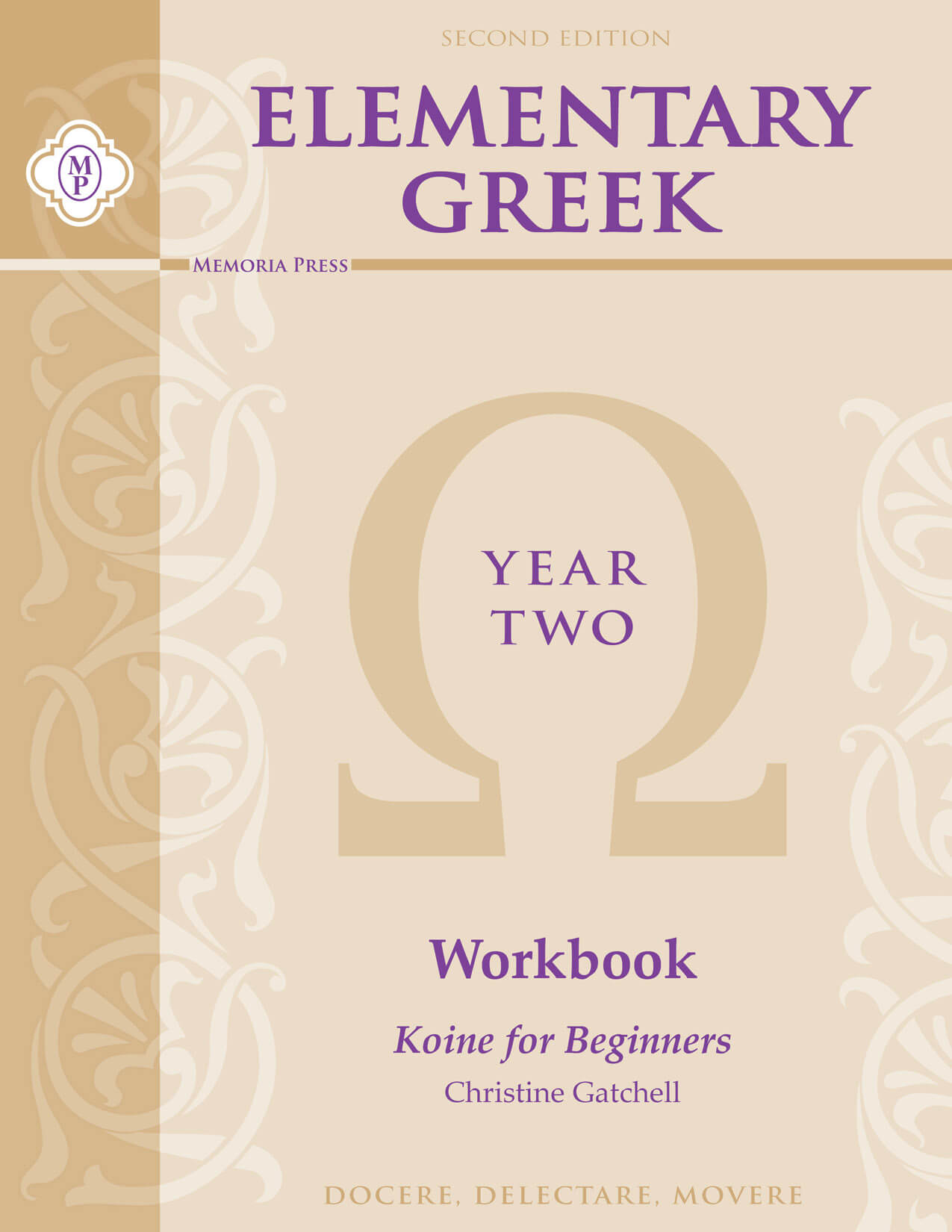 Elementary Greek: Year 2 Workbook