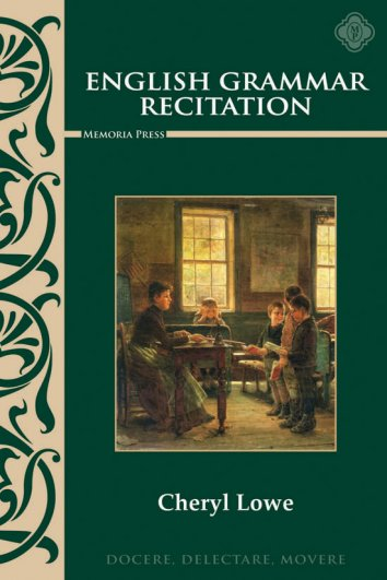 English Grammar Recitation