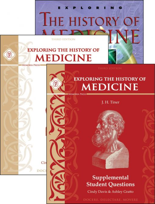Exploring the History of Medicine Set (3rd ed)