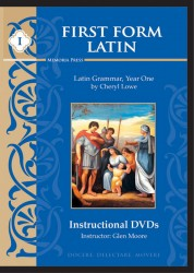 First Form Latin DVDs