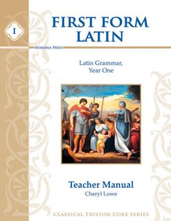First Form Latin Teacher Manual