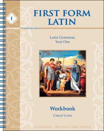 First Form Latin Student Workbook