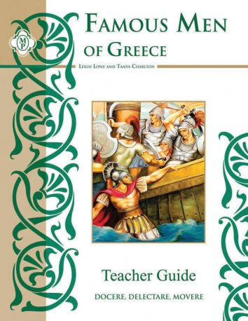 Famous Men of Greece Teacher Guide